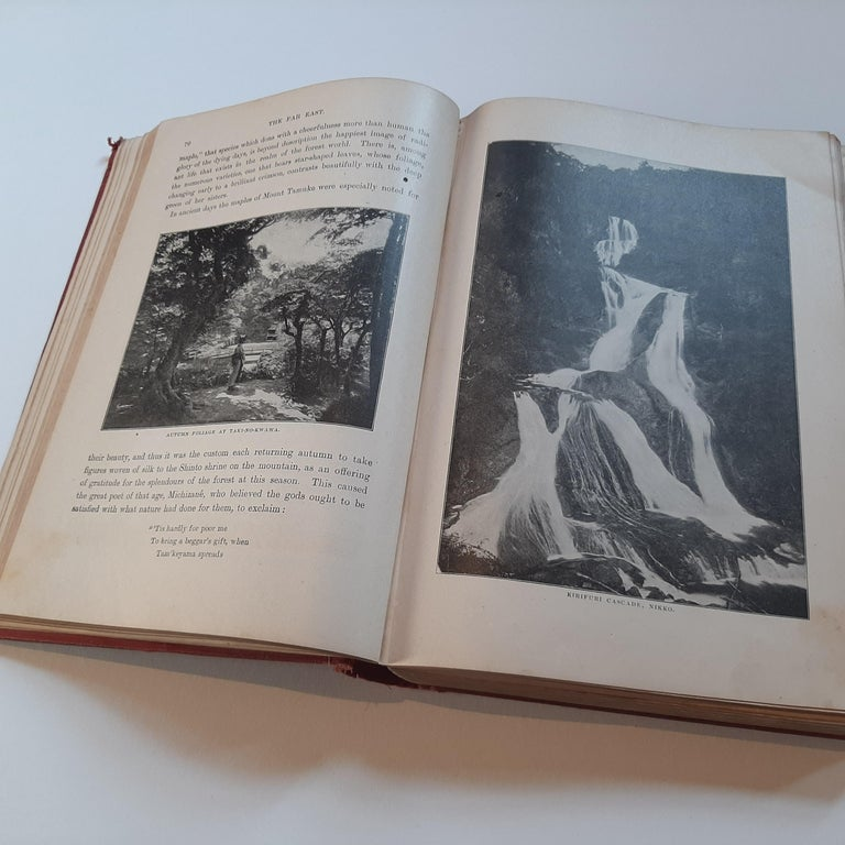 20th Century Japan, the Place and the People by G.W. Browne, '1904' For Sale