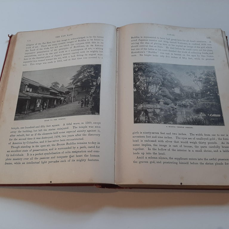 Paper Japan, the Place and the People by G.W. Browne, '1904' For Sale