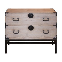 Japanese 2-Drawer Chest