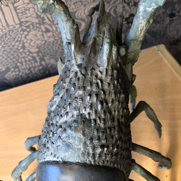 Japanese Antique Bronze Jumbo