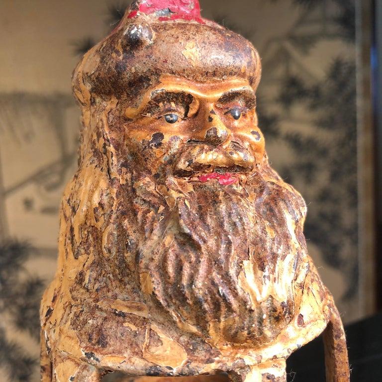 Taisho Japanese Antique Hand Cast