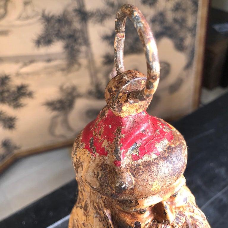 Japanese Antique Hand Cast