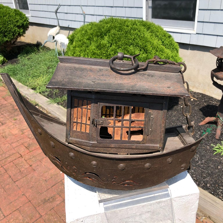 Meiji Japanese Antique Lantern