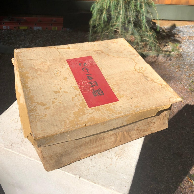 Japanese Antique Samurai Bow, Quiver, Arrows, Complete Boxed Set, Rare Find For Sale 12
