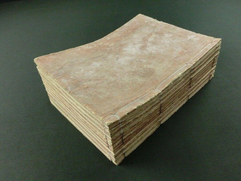 Japanese Antique Samurai Swords Complete 9 Book Set 1792 Masterpiece Prints For Sale 12