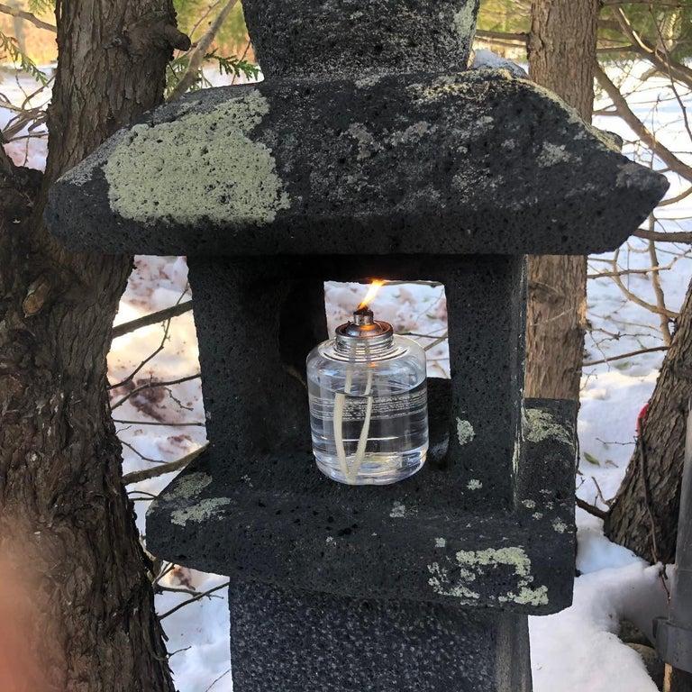 Meiji Japanese Antique Stone