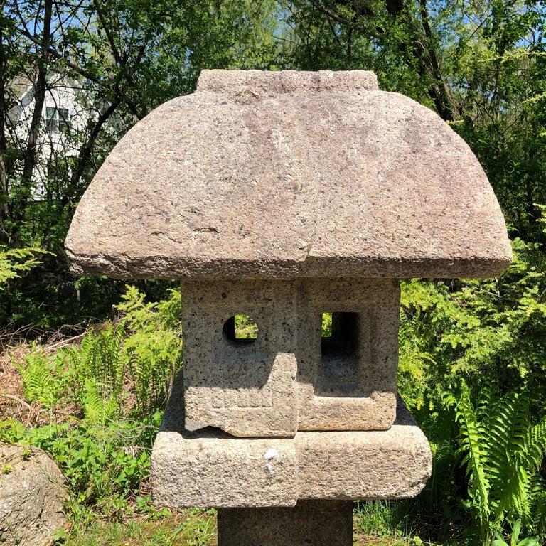Taisho Japanese Antique Tall