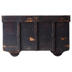 Japanese Antique Tansu 1800s-1860s/Chest of Drawers Cabinet Sideboard Wabisabi