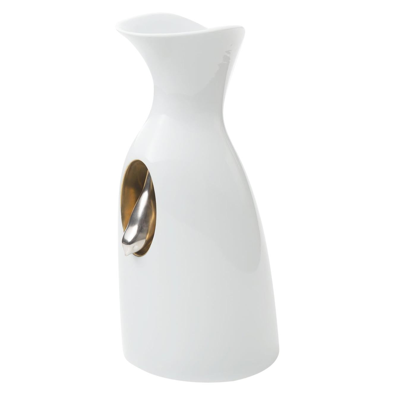 Japanese Arita Porcelain Carafe 'InVersi L'