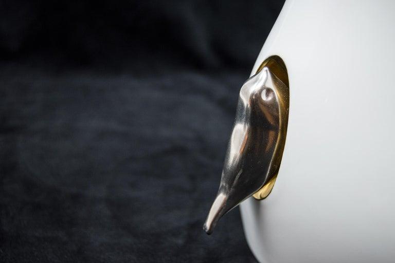 Contemporary Japanese Arita Porcelain Carafe 'InVersi S' For Sale