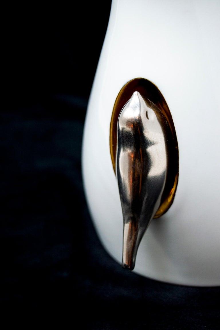 Japanese Arita Porcelain Carafe 'InVersi S' For Sale 1