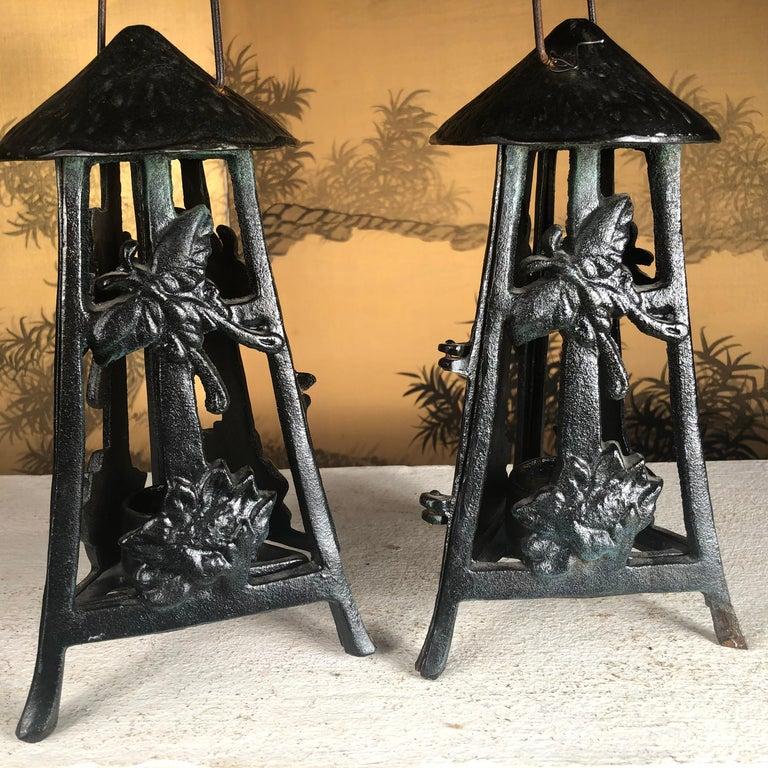 20th Century Japanese Art Nouveau Pair