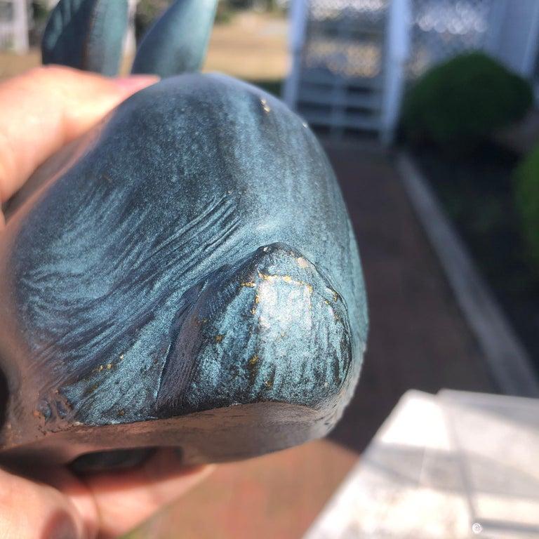 Japanese Big Blue Rabbits  For Sale 5