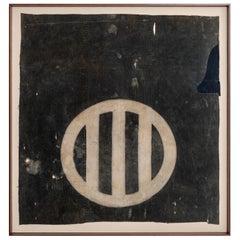 Japanese Boro Textile, circa 1890