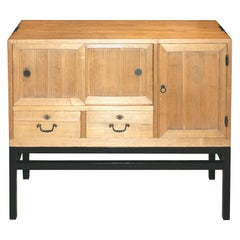 Japanese Chest with Sliding Doors