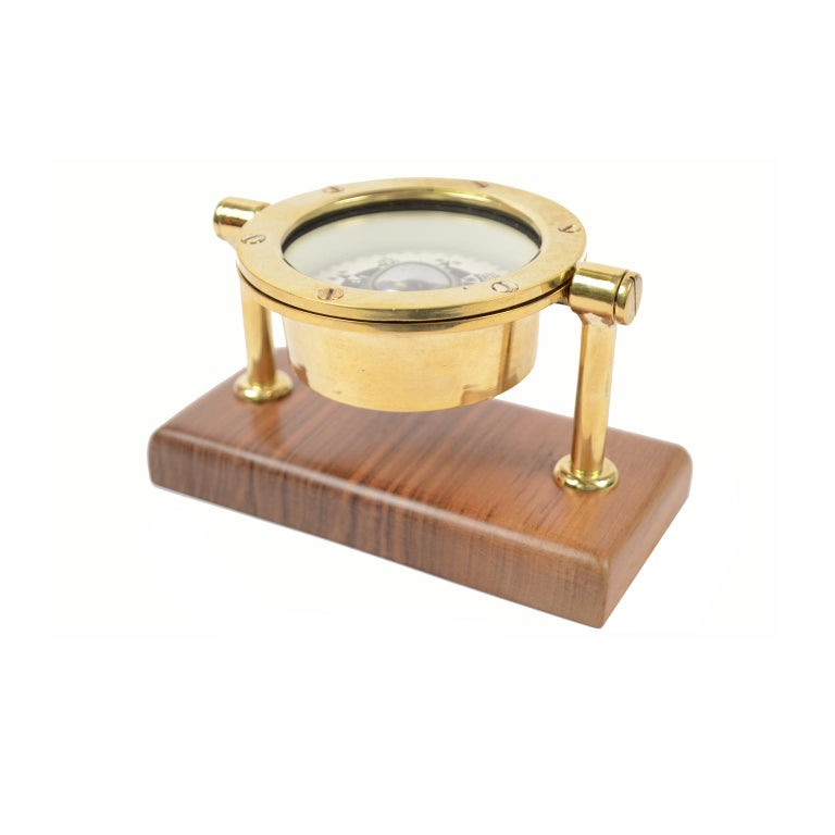 Japanese Compass Made in the Early 1900 For Sale 2