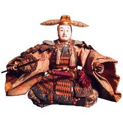 Japanese Edo Musha Ningyô of Toyotomi Hideyoshi
