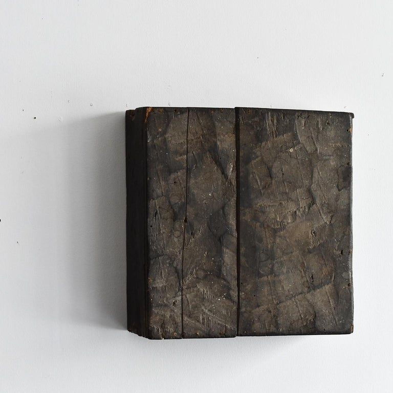 Japanese Edo Period '18th-19th Century' Wooden Box Lid For Sale 10