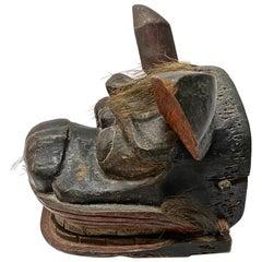 Japanese Edo Period Lion Mask II