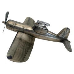 Japanese F4U-1 Corsair Plane Tabletop Lighter