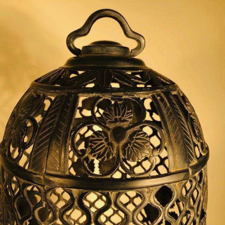 Hand-Crafted Japanese Fine Antique Bronze