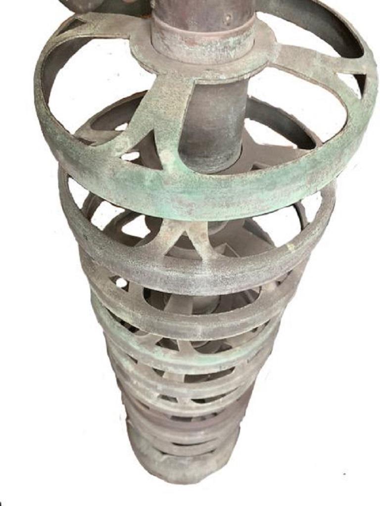 Cast Japanese Fine Antique Bronze