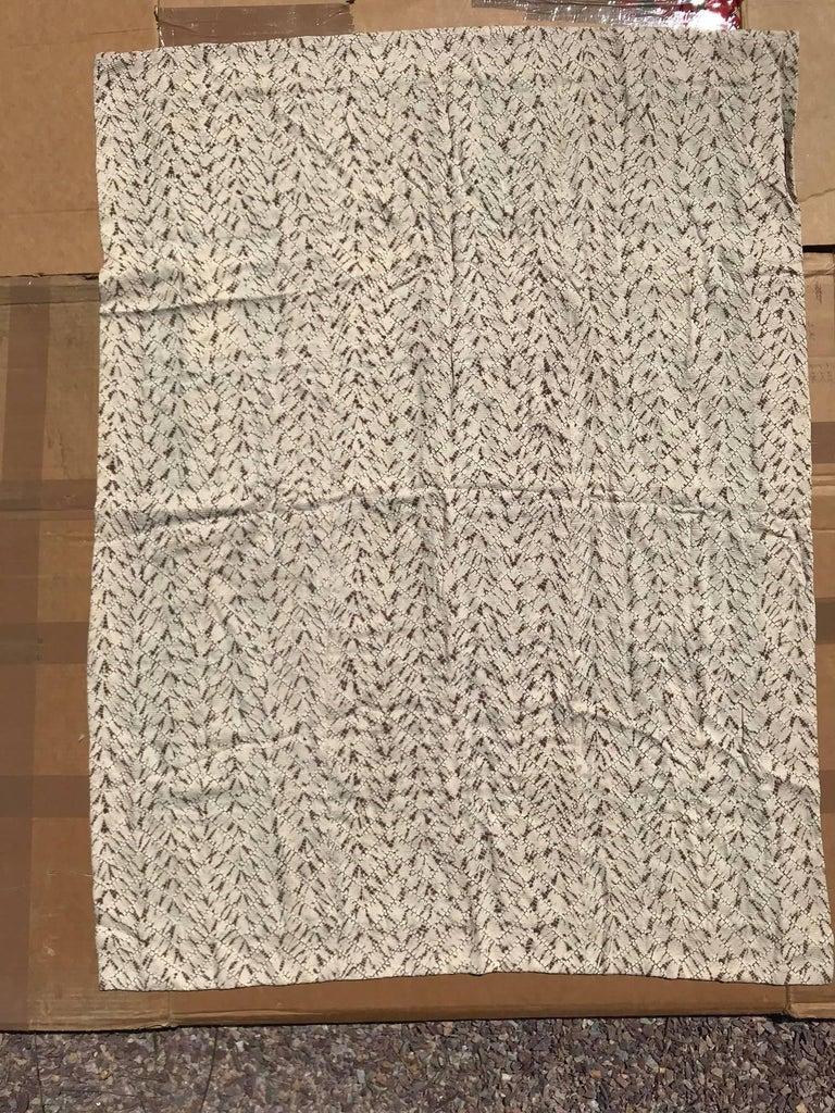 Japanese Fine Vintage Hand Sewn Silk Kimono Quilt Wall Art, Pretty Pastels For Sale 13