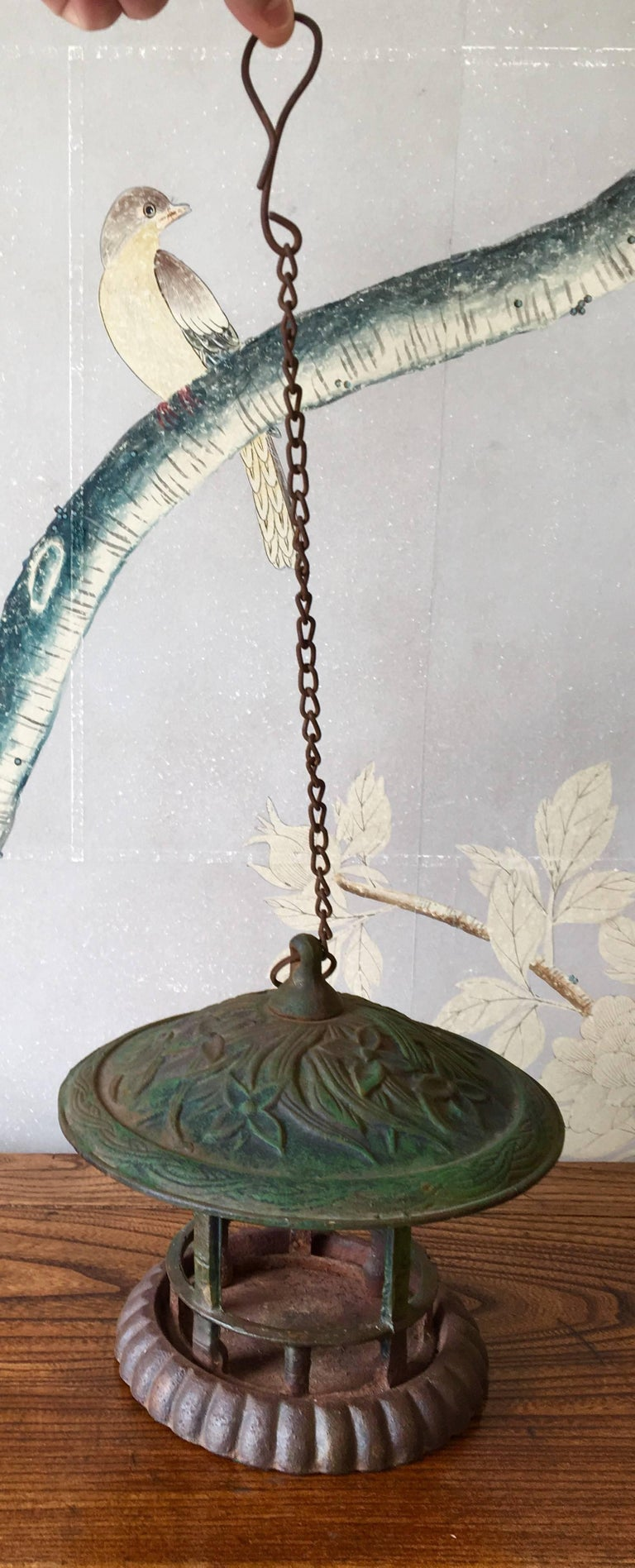 Japanese Garden Lantern In Good Condition For Sale In New York, NY