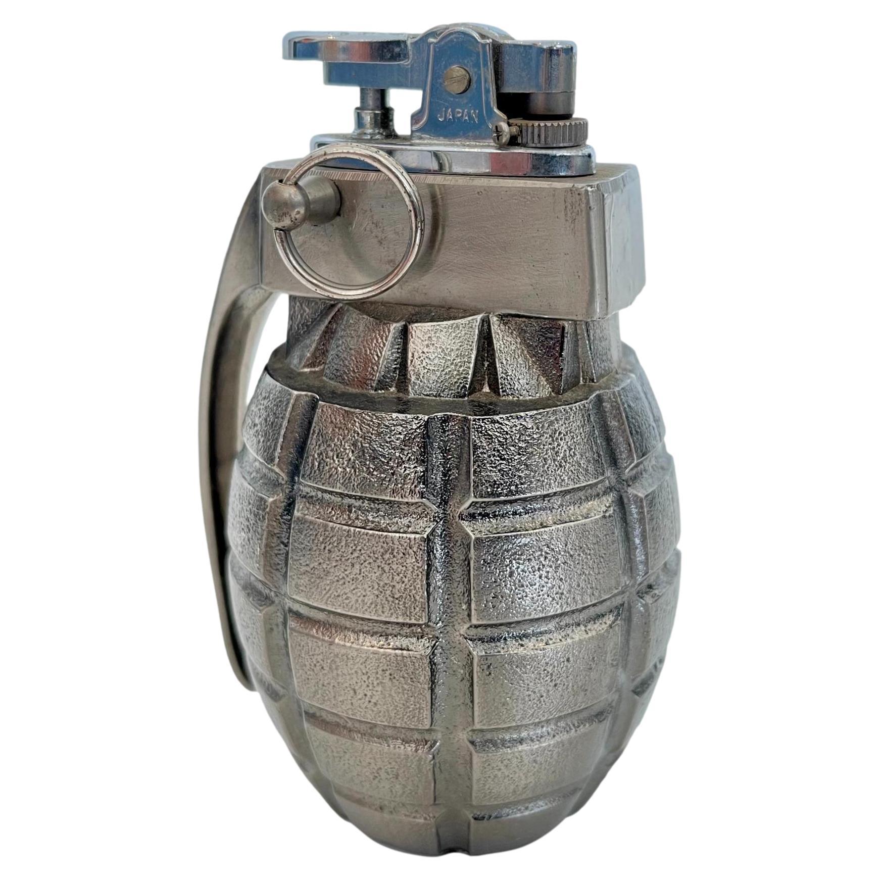 Japanese Grenade Lighter