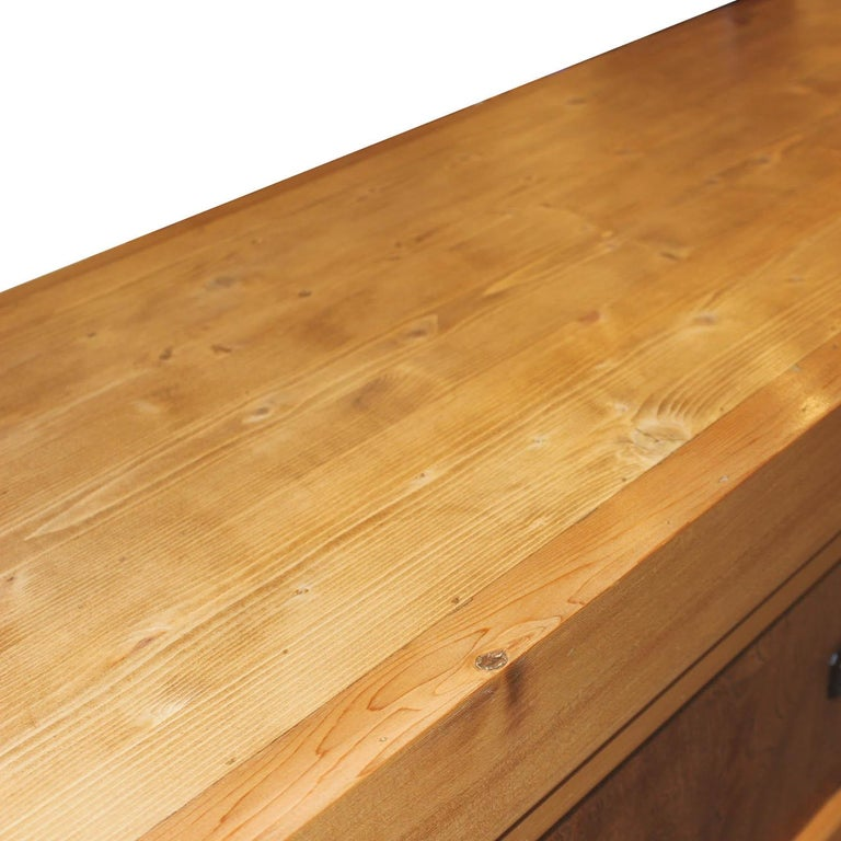 Wood Japanese Half Mizuya Dansu