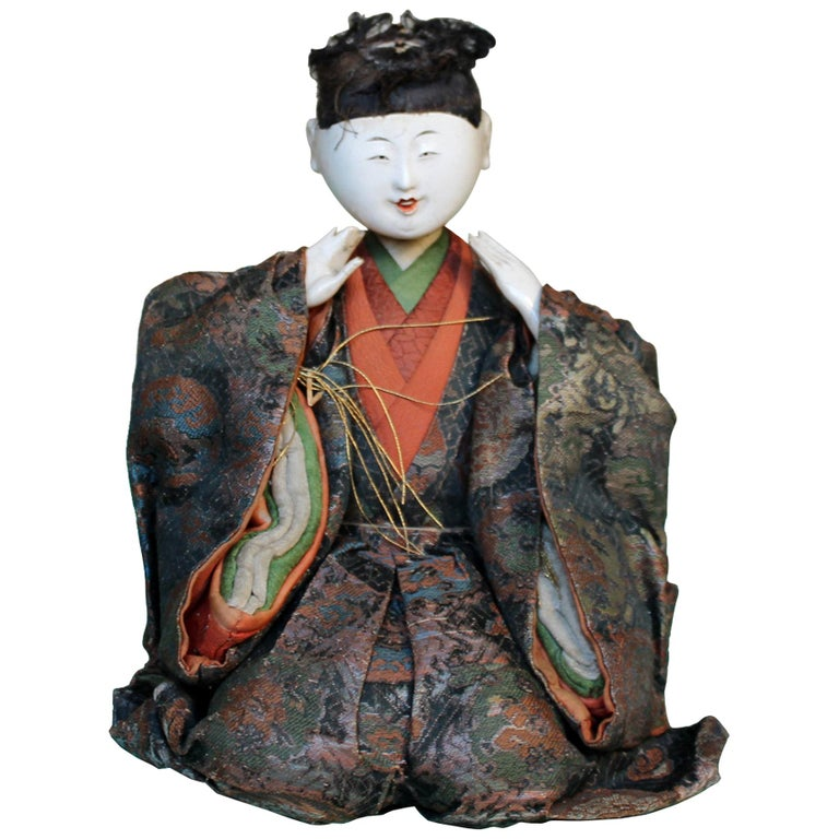 Japanese Handcrafted Musician For Sale