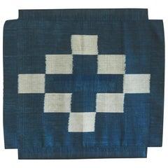 "Japanese Handwoven Textile Wrapping Cloth ""Furoshiki"" By Akiko Ishigaki"