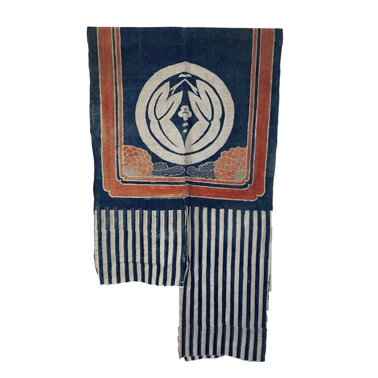 Hand-Woven Japanese Horse Trapping,
