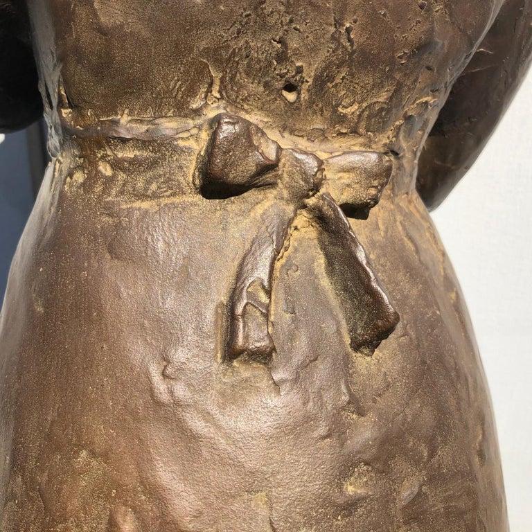Japanese Cast Bronze