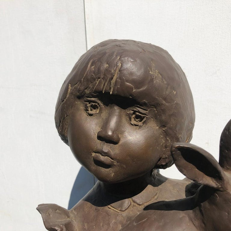 Japanese Important Artist Cast Bronze
