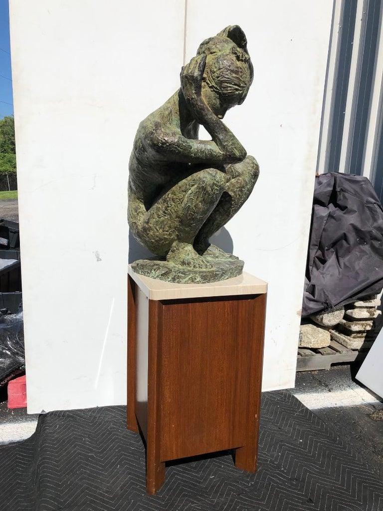 Japanese Important Bronze