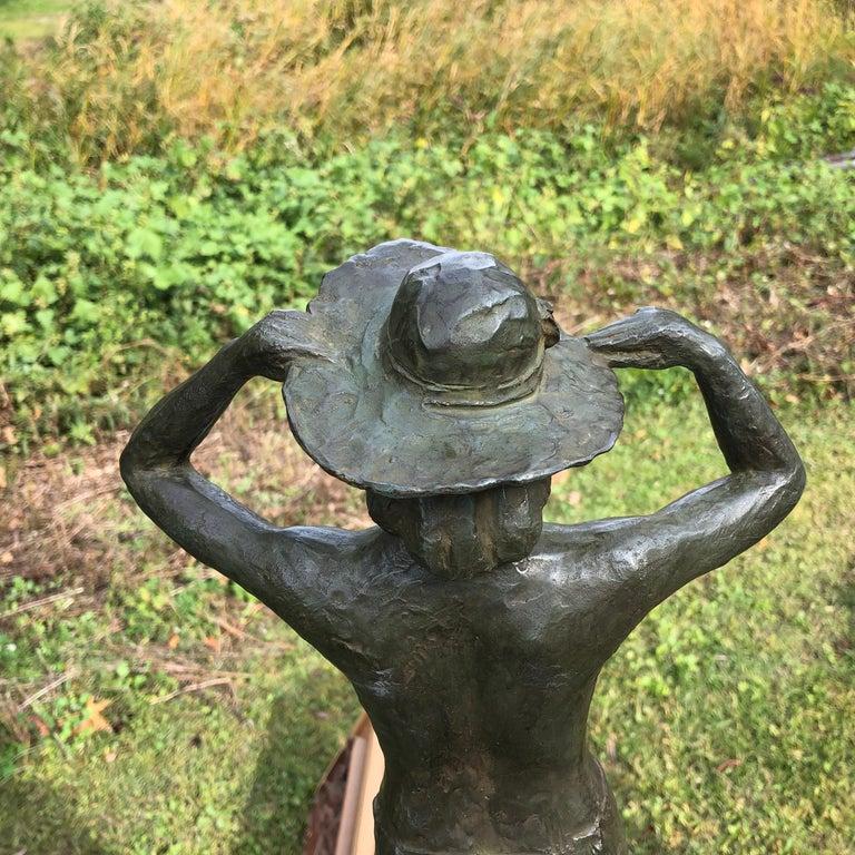 20th Century Japanese Important Bronze
