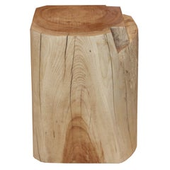 Japanese Keyaki Stump
