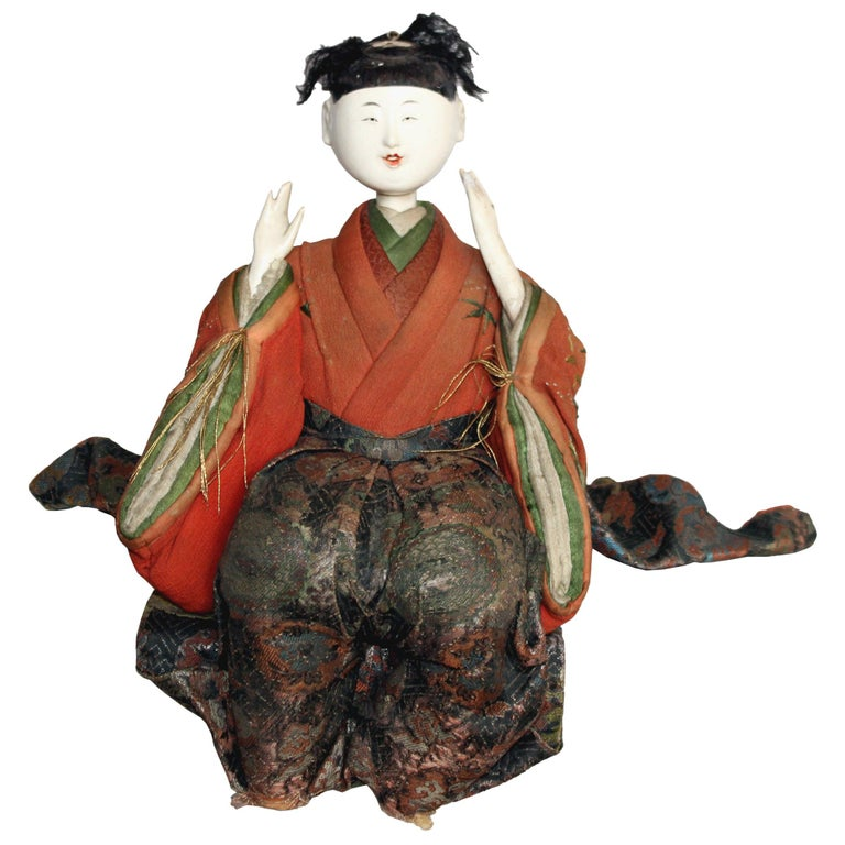 Japanese Kyoto Doll For Sale