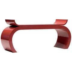 Japanese Lacquer Bench