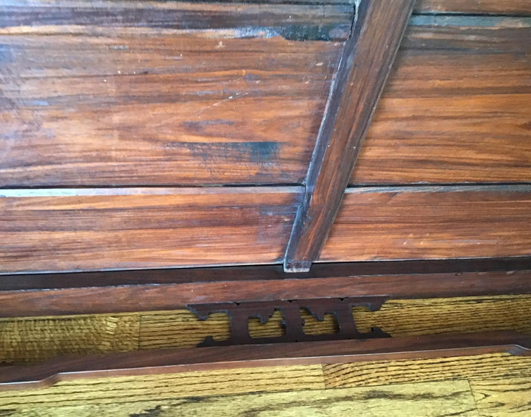 Japanese Mid-19th Century Coffee Table For Sale 8