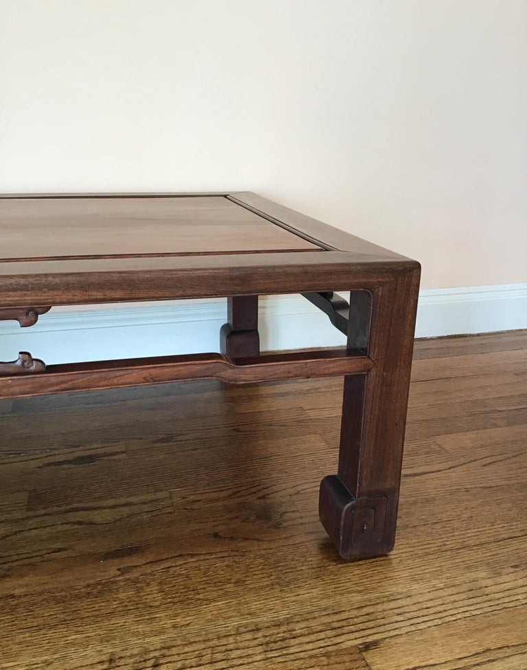 Japanese Mid-19th Century Coffee Table For Sale 1