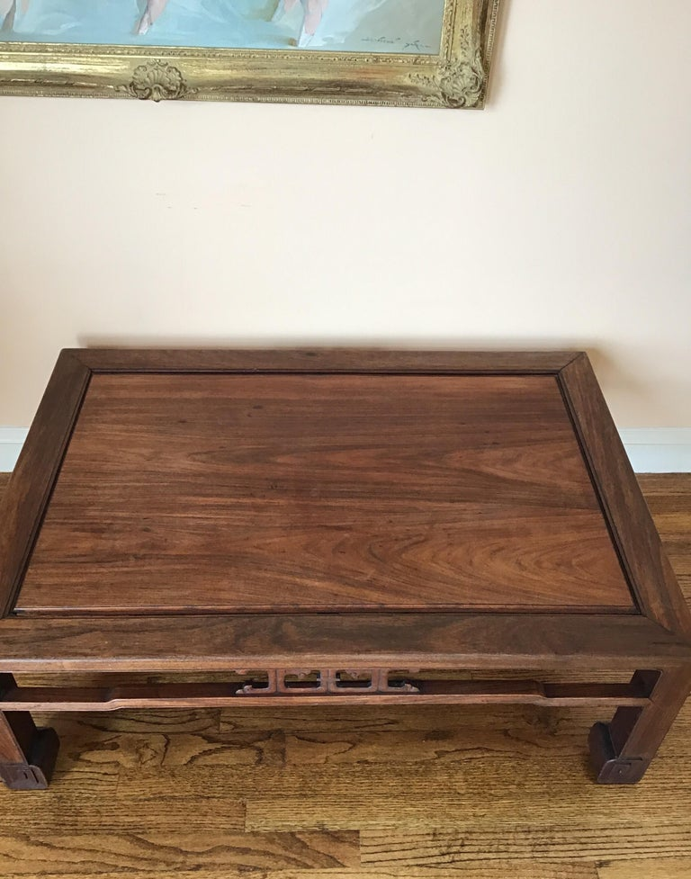 Japanese Mid-19th Century Coffee Table For Sale 2