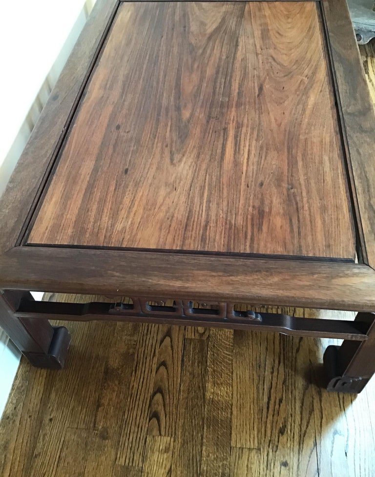 Japanese Mid-19th Century Coffee Table For Sale 5