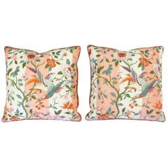 Japanese Motif Throw Pillows