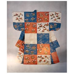 Japanese Museum Kimono & Ningyo Dolls 100 Color Plates National Treasures