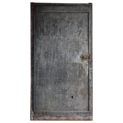 Japanese Old Door 1800s-1900s/Antique Architecture Fitting Interior Parts