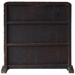 Japanese Old Screen Partition 1900s-1920s /Antique Wabisabi Furniture