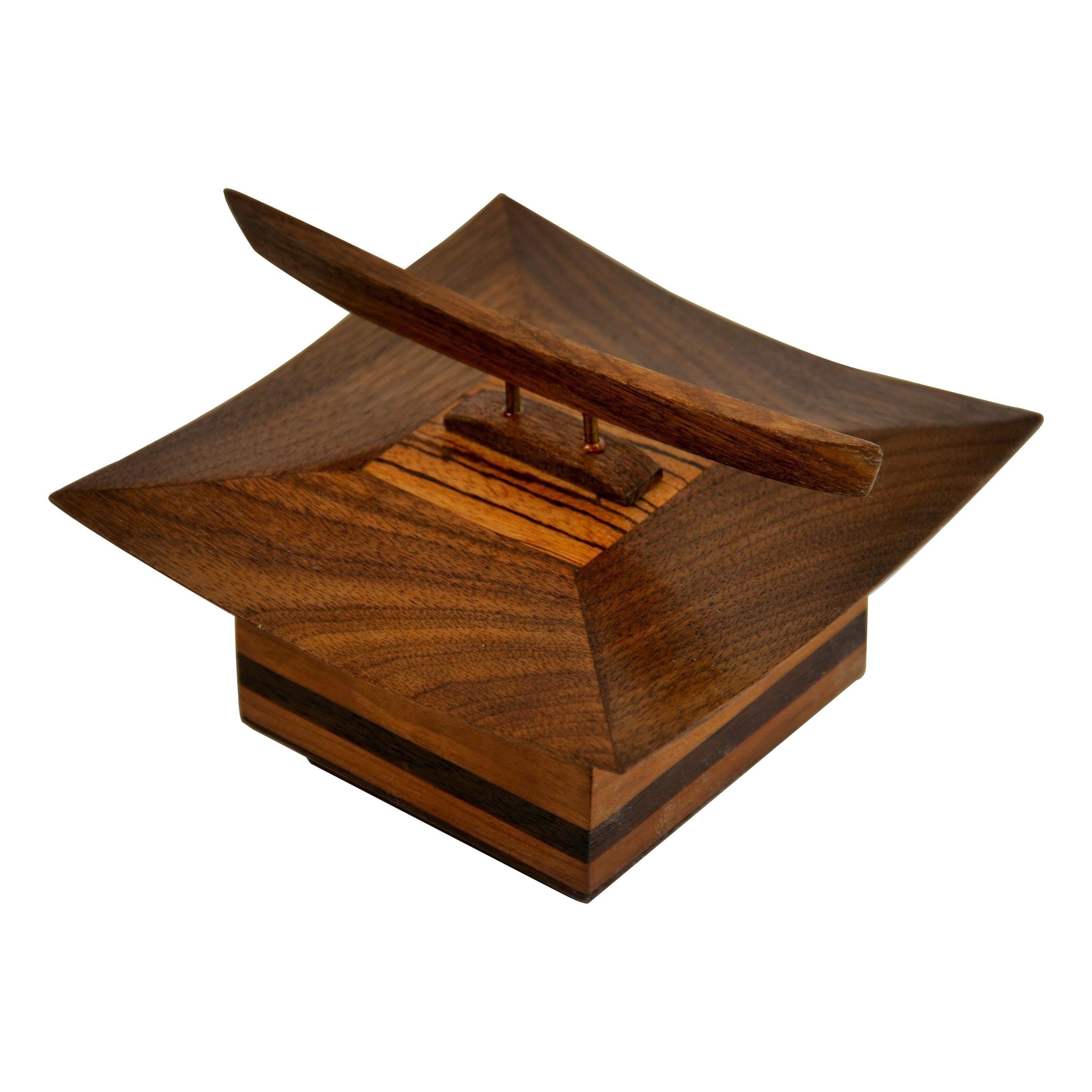 Japanese Pagoda Trinket Box