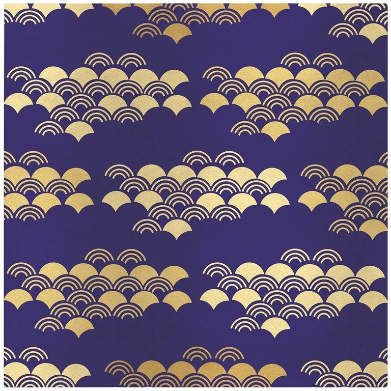 Japanese Pattern Panel For Sale